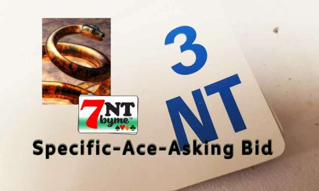 3NT Specific Ace-Asking Opening Bid
