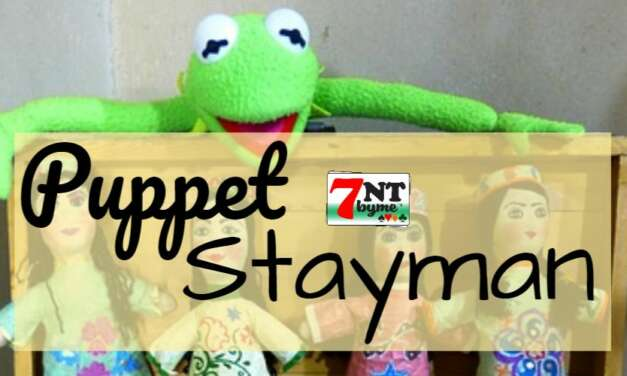 Puppet Stayman for 2NT Strong Bid