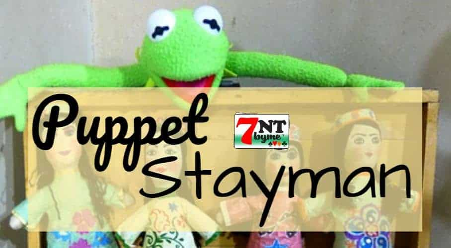 Puppet Stayman: a Better Stayman Convention